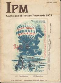 IPM Catalogue of Picture Postcards 1975
