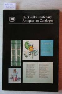 Catalogue A1/1979: A Centenary Catalogue of Antiquarian and Rare Modern  Books.