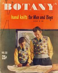 Hand Knits for Men and Boys Vol. XII