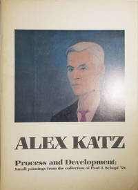 Alex Katz:  Process and Development; Small paintings from the collection of Paul J. Schupf '58