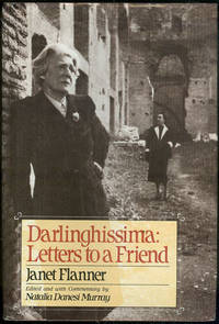 DARLINGHISSIMA Letters to a Friend