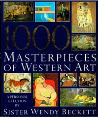 image of 1000 Masterpieces of Western Art