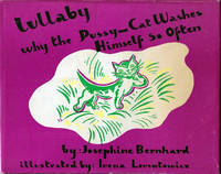 Lullaby: Why the Pussy-Cat Washes Himself So Often