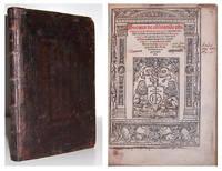 Boetius de consolatione philosophica & de disciplina Scholarium... Additum est Carmen iuvenile Sulpitti. by  Anicius Manlius BOETHIUS - Hardcover - 1515 - from Robert McDowell Antiquarian Books (SKU: 000220)