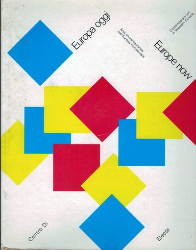 Milan: Centro Di Electa, 1988. First edition. Paperback. Orig. illustrated wrappers. Near fine. 253 ...