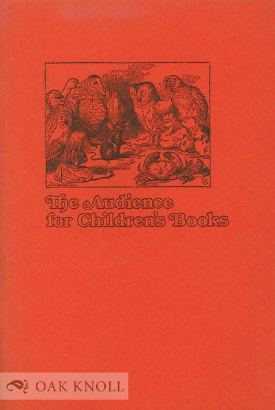 Washington: Library of Congress, 1980. stiff paper wrappers. Children's Books. 8vo. stiff paper wrap...