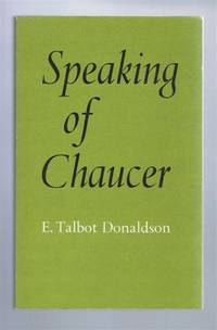 Speaking of Chaucer
