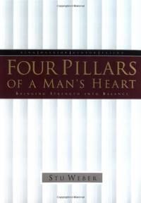 image of Four Pillars of a Man's Heart: Bringing Strength into Balance