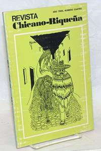Revista Chicano-riqueña: año tres, numero cuatro, Otoño 1975