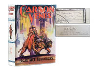 CARSON OF VENUS by Edgar Rice Burroughs - Signed First Edition - 1939 - from Astro Trader Books (SKU: 1000-655)