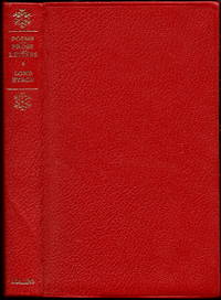 Byron: Selected Verse and Prose Works Including Letters and Extracts from Lord Byron's Diaries and Journals by  Lord [edited by Peter Quennell) Byron - Hardcover - 1966 - from Florida Mountain Book Co. and Biblio.com