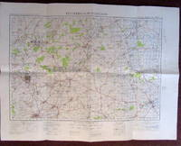 ORDNANCE SURVEY MAP - NO 74 - KETTERING & HUNTINGDON - SECOND WAR REVISION 1940 by ORDNANCE SURVEY MAP - Paperback - 1940 - from Winghale Books (SKU: 085239)