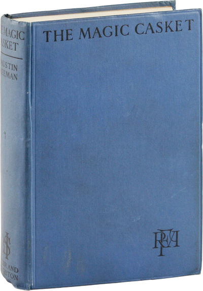 London: Hodder and Stoughton Ltd, . First Edition. First Impression. Octavo (19cm); blue cloth, with...