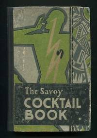 image of The Savoy Cocktail Book [*SIGNED*]