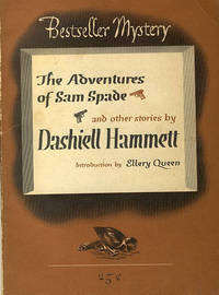 image of THE ADVENTURES OF SAM SPADE AND OTHER STORIES.