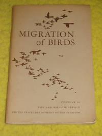 Migration of Birds, Circular 16