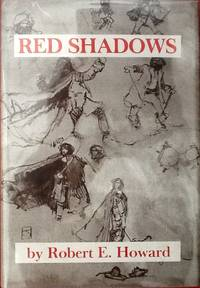 RED SHADOWS (Hardcover - Signed by Jeff Jones)