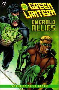GREEN LANTERN: EMERALD ALLIES.
