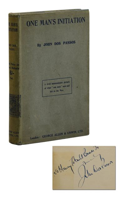 London: George Allen & Unwinn, 1920. First Edition. Near Fine/Near Fine. First edition, first printi...