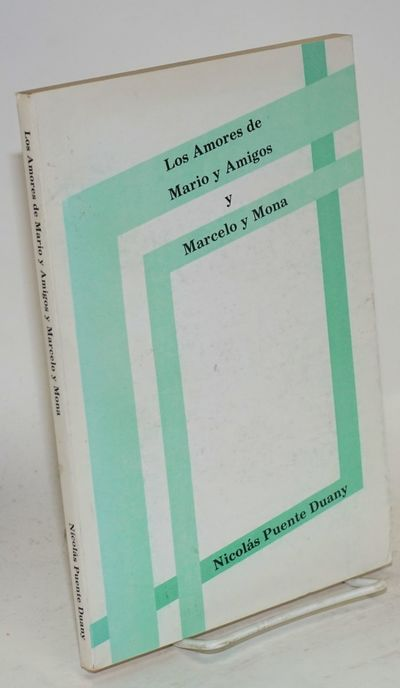 : Self-published by the author at Master Graphics, Hato Rey, PR, 1983. Paperback. 112p., text in Spa...