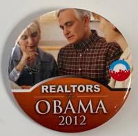 image of Realtors for Obama 2012 [pinback button]