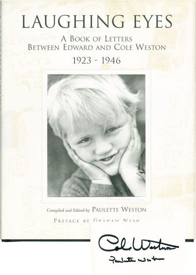 Carmel, CA: Carmel Publishing Co, 1999. First Edition. First Edition. SIGNED by Cole Weston and his ...