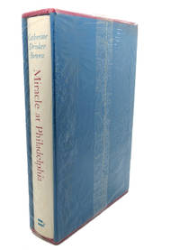 MIRACLE AT PHILADELPHIA by Catherine Drinker Bowen - Hardcover - 1986 - from Rare Book Cellar and Biblio.com