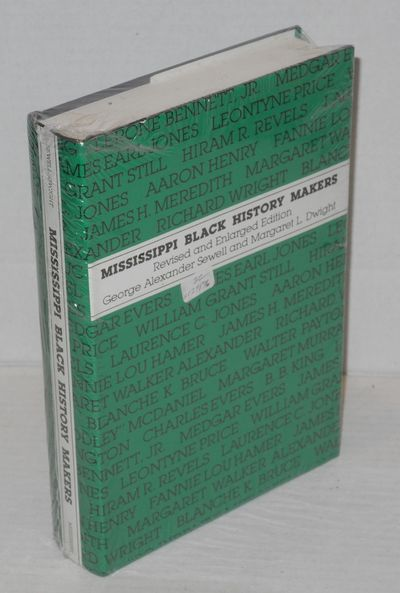 Jackson: University Press of Mississippi, 1984. Hardcover. xii, 468p., revised and enlarged edition,...
