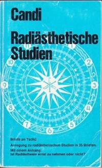 image of Candi Radiasthetische Studien Briefe An Tschu [DOWSING]