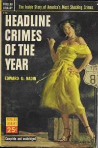 Headline Crimes Of The Year