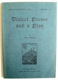 image of Dialect Poems and a Play