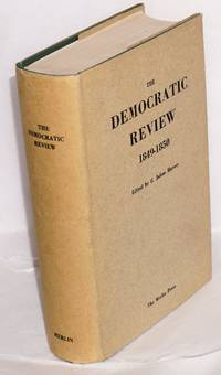 image of The Democratic Review, June 1849 - September 1850