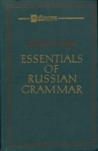 image of Essentials of Russian Grammar