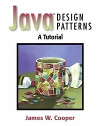 Java Design Patterns : A Tutorial
