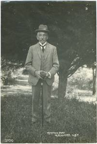 image of Photograph of Billy Hughes