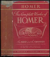 image of The Complete Works of Homer: The Iliad and The Odyssey
