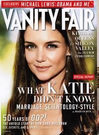 image of VANITY FAIR: KATIE HOLMES_SCIENTOLOGY
