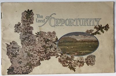 pp. Oblong octavo. Original pictorial printed wrappers, stapled. Light wear and soiling. Internally ...