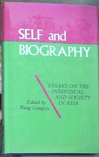 image of Self and Biography: Essays on the Individual and Society in Asia