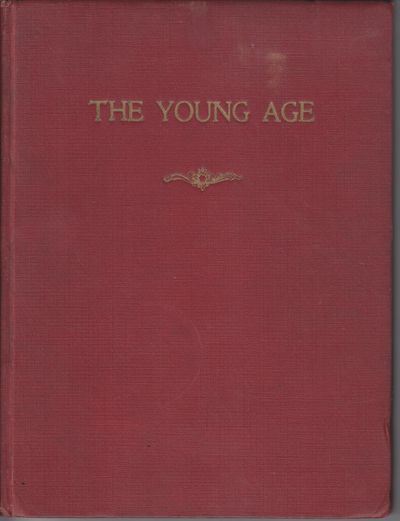 London: Theosophical Publishing Society. 1916. First Printing. Hardcover. Red cloth stamped in gilt,...