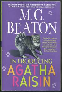"Introducing Agatha Raisin. Contains ""The Quiche of Death"", ""The Vicious Vet"""