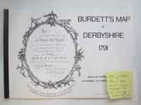 image of Burdett's map of Derbyshire 1791