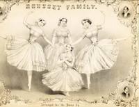 Favorite Dances of the Rousset Family. Reminiscences of the Rousset Family, No. 1. La Manola.