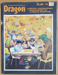 Dragon Magazine, No. 44, December 1980