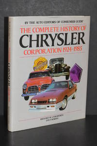 image of The Complete History of the Chrysler Corporation 1924-1985