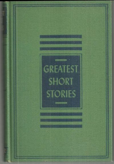 GREATEST SHORT STORIES Volume V Foreign, P. F. Collier