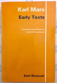 image of Early Texts (Blackwell's Political Texts)