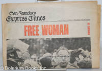 image of San Francisco Express Times, vol. 2, #5, February 4, 1969: Free Woman