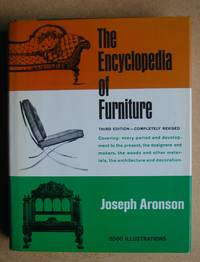 image of The Encyclopedia of Furniture.