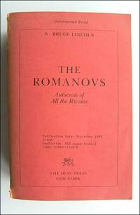 The Romanovs.